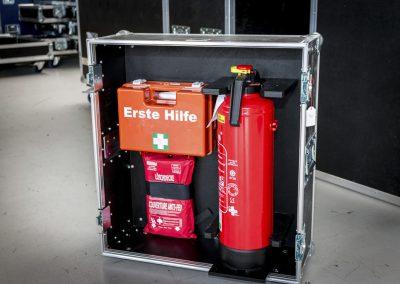 Feuerschutz-Notfall-Paket