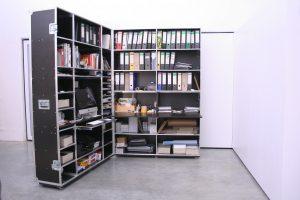 Case mobiles Büro