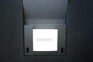 Dokumentenmappe