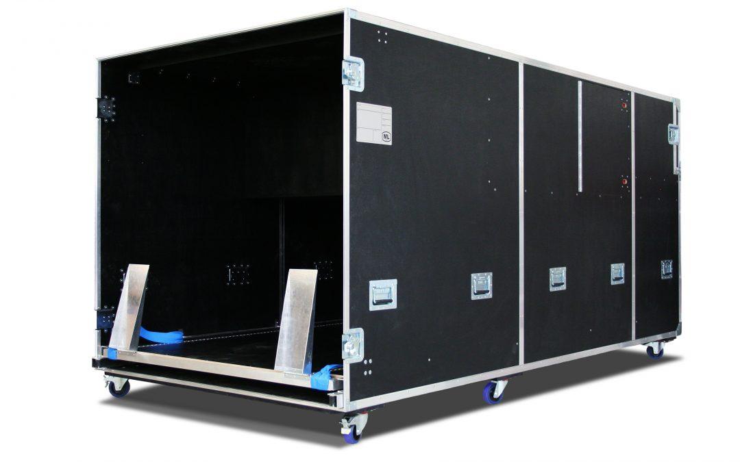 ML-Case baut Cases für Racing Team