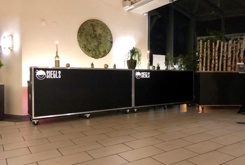 Theken-Case für Premium Restaurant