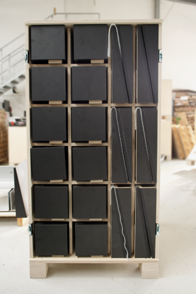 ML-Case Möbel für Retro Classics