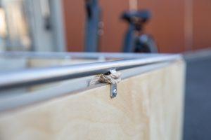 Fahrradaufbau E-Bike