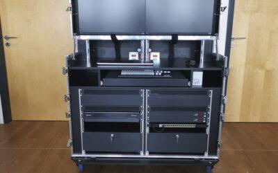 mobile Videoregie im Case